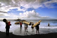 Pantai-Kusamba-Bali