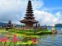 1 napos Ulun Danu templom túra Papuan óriás rizsterasszal